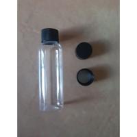 Botol Plastik Bening 100 ML tutup Ulir