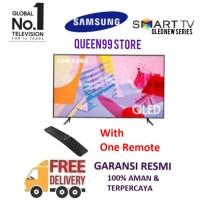 "TV LED SAMSUNG QLED 65"" - QA65Q60T UHD 4K PREMIUM NEW SERIES 2020"