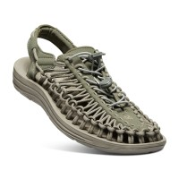 KEEN Men's Uneek Dusty Olive/Brindle