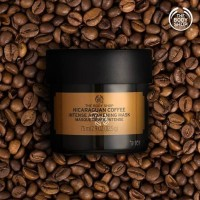 The Body Shop NICARAGUAN COFFEE Mask 75ml Masker Wajah