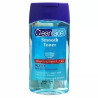Purbasari Clean Face Smooth Toner 50ml