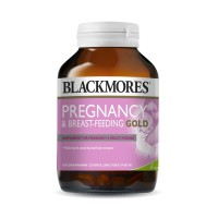 Blackmores Pregnancy and Breastfeeding Gold 120capsules