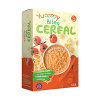 Yummy Bites Cereal Cheesy Vegetable With Pasta 100g