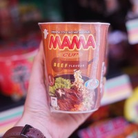 Mama Noodle Cup Beef
