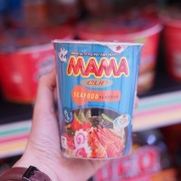 Mama Noodle Cup Seafood