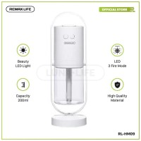 Remax Life Color Projecting Lamp Humidifier RL-HM09