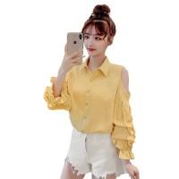 Atasan blouse yellow import korea best seller 270