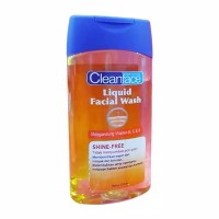 Purbasari Clean Face Liquid Facial Wash 130ml