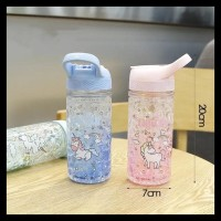 Diskon Botol Minum Icy Unicorn Bt04 Fruit Bt03 Drink Bottle