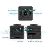 Spy Camera Cam Car DVR DV Spycam Hidden Action Kamera Pengintai Mini