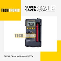 Digital Multimeter Sanwa CD800A - TECHTRONIC