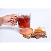 Minuman Rempah Rempah Wedang Uwuh Bu Ami Sajian Hangat Khas Yogyakrta