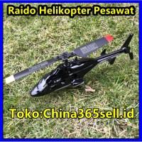 Terbang Serigala Mini Remote Control Helikopter Pesawat cc3d Toy