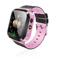 Termurah Q90 smartwatch anak 1.44 inch touch screen jam Tangan