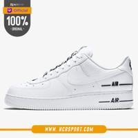 Sepatu Sneakers Nike Air Force 1 '07 LV8 Double Air White Original C