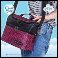 Terbaru Tas Asi Natural Mom Red Velvet Cooler Bag Thermal Ba PB098
