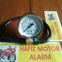 pressure gauge alat ukur tekanan bahan bakar motor dan mobil injeksi