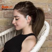 (High Quality) HBQ-Q25 Wireless Bluetooth Bone Conduction Earphones