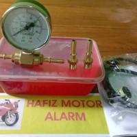 fuel presure gauge alat ukur tekanan pompa bensin motor injeksi dapa