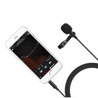 Mic External HP untuk Youtuber Vlog Smule Microphone HP Suara Jernih