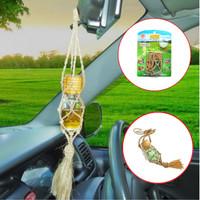 Parfum Mobil Air Freshener Gantung Aroma Green Tea