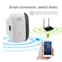 PENGUAT SINYAL AMPLIFIER WIFI REPEATER 300MBPS ACCESS POINT WIRELESS