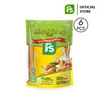 FS Minyak Goreng Super 1800 ml / Karton (6 Pouch)