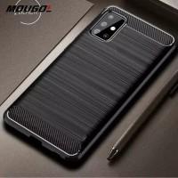 Vivo V19 Soft Case Brushed Carbon