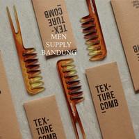NO BAD HAIR Texture Comb / Styling Comb / Sisir Tekstur