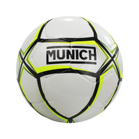 BOLA SEPAK MUNICH PRISMA S5s WHITE YELLOW BLACK