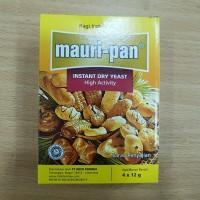 Ragi instant Mauripan Instant dry yeast saset