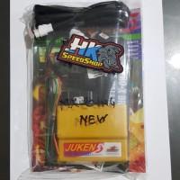 ECU BRT JUKEN 5 RACING TURBO - MX KING NEW