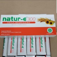 Natur E 300 isi 16 kapsul / box