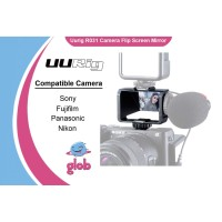 UURig R031 Camera Flip Vlog ScreenMirror Sony Fujifilm Panasonic Nikon