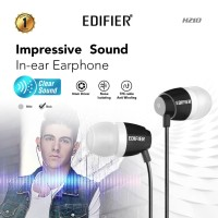 Edifier Earphone H210 Black