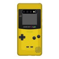 Hard Case Nintendo Game Boy Yellow Samsung Galaxy S10 I S10+ Plus