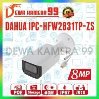 IP CAMERA CCTV 8MP MOTORIZED LENS DAHUA IPC-HFW2831TP-ZS GARANSI RESMI