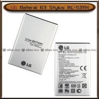 Baterai LG G3 Stylus BL-53YH BL53YH Double Power Batre Batrai HP
