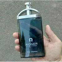aigner bleu emotion man 100ml parfum pria tanpa box