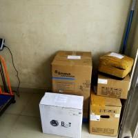 Paket Lengkap Pompa 1/2HP dan Filter V.400 Emaux Kolam 2.5 x 6 Skimer
