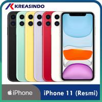 iPhone 11 128 / 128gb Garansi Resmi TAM / IBOX