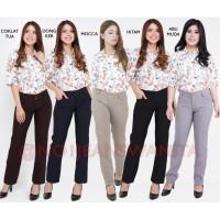 (FREE ONGKIR-LBH HEMAT) - Celana Kerja Wanita - Celana Kantor Wanita