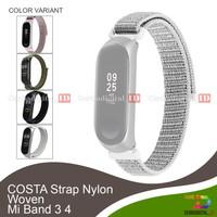 COSTA Strap Nylon Woven For Xiaomi MI Band 3/ 4