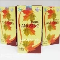 MADU JAMU LANGSING AL MABRUROH / BAGI YG INGIN BADAN IDEAL