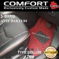 Karpet Comfort Deluxe Khusus CRV Turbo 3 Baris