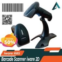 BARCODE SCANNER E-FAKTUR QR CODE IWARE 2D R8S