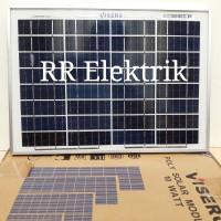 Solar Panel Solar Cell Panel Surya 10wp Visero