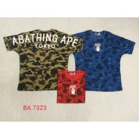 Kaos BAPE X undefeated camo SHARK SHOULDER mirror quality