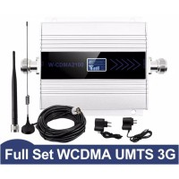 penguat sinyal GSM UMTS 2100mhz 3G HSDPA Telkomsel XL Axis Indosat tri