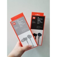 [GARANSI]MI EARPHONE BASIC HEADSET HIGH QUALITY SOUND